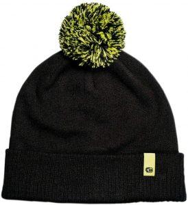 Ridge Monkey Ape-arel Black Bobble Hat