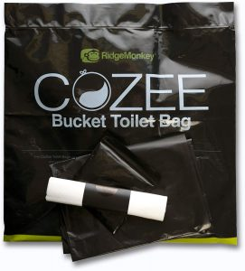 Ridge Monkey CoZee Toilet Bags x5