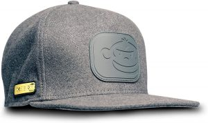 Ridge Monkey APEarel Dropback Snapback Grey
