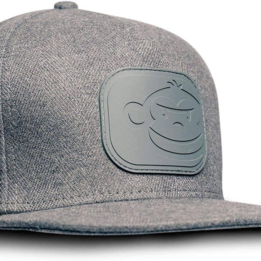 Ridge Monkey APEarelDropback Snapback Grey