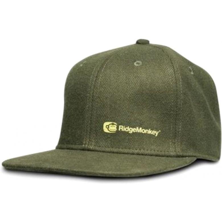 Ridge Monkey APEarelDropback Snapback Green