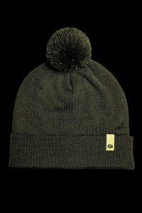 Ridge Monkey Ape-arel Green Bobble Hat