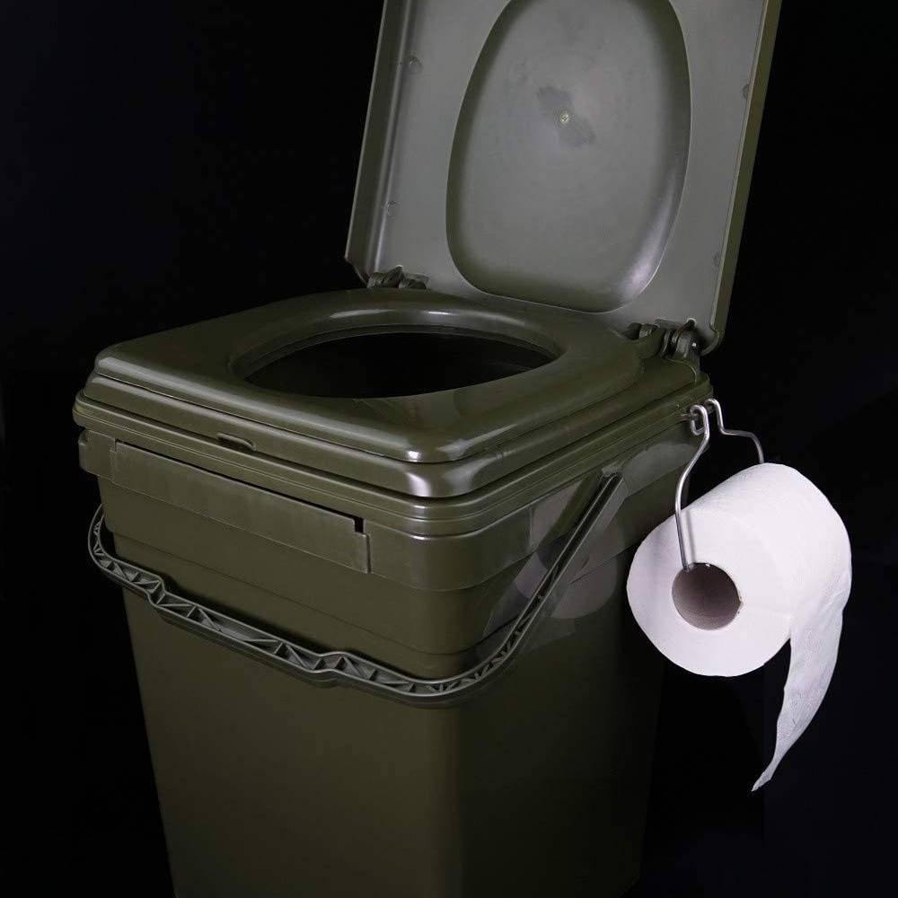Ridge Monkey Cozee Toilet Seat,Full Kit