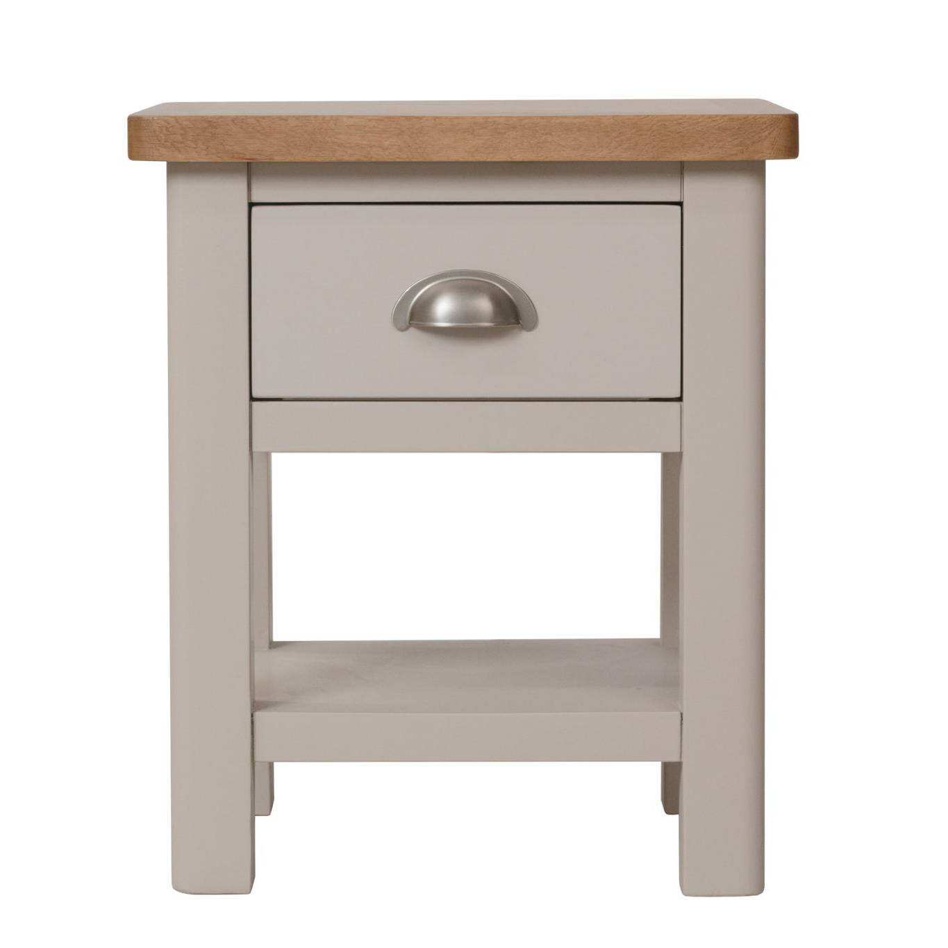 The Truffle - 1 Drawer Lamp Table