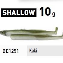 Fiiish Black Eel Combo Shallow - 10g - Khaki + Khaki body