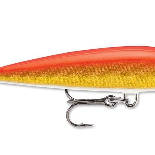 Rapala Original Floater 5cm - Gold Fluorescent Red