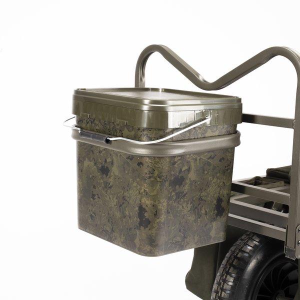 Nash Barrow Bucket Outrigger Front 10/17ltr