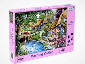 HOP Jigsaw Morning Coffee