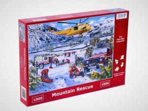 HOP Jigsaw Mountain Rescue