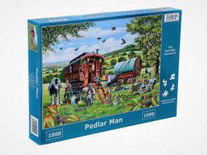 HOP Jigsaw Pedlar Man