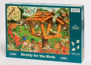 HOP Jigsaw Strictly For The Birds