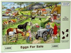 HOP Jigsaw Eggs For Sale