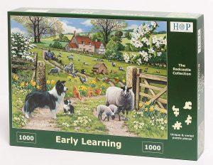 HOP Jigsaw Early Learning