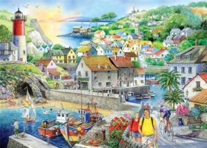 HOP Jigsaw The Dalmore Collection Safe Haven 1000 Piece
