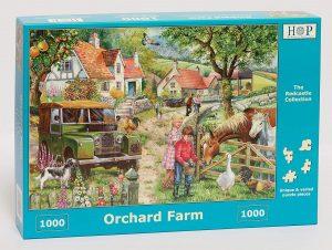 HOP Jigsaw Orchard Farm