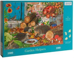 HOP Jigsaw Garden Helpers - Puzzle