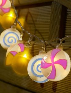Smart Garden B/O 10 LED Sweet String Lights
