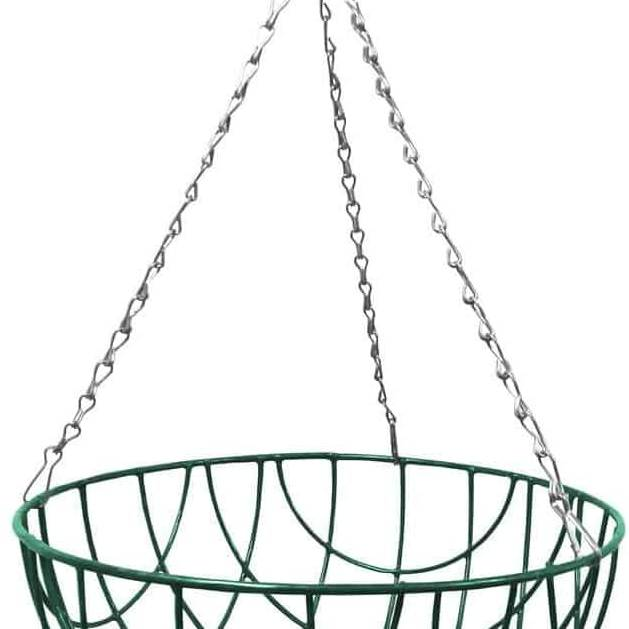 Apollo Wire Hanging Basket 35cm/14