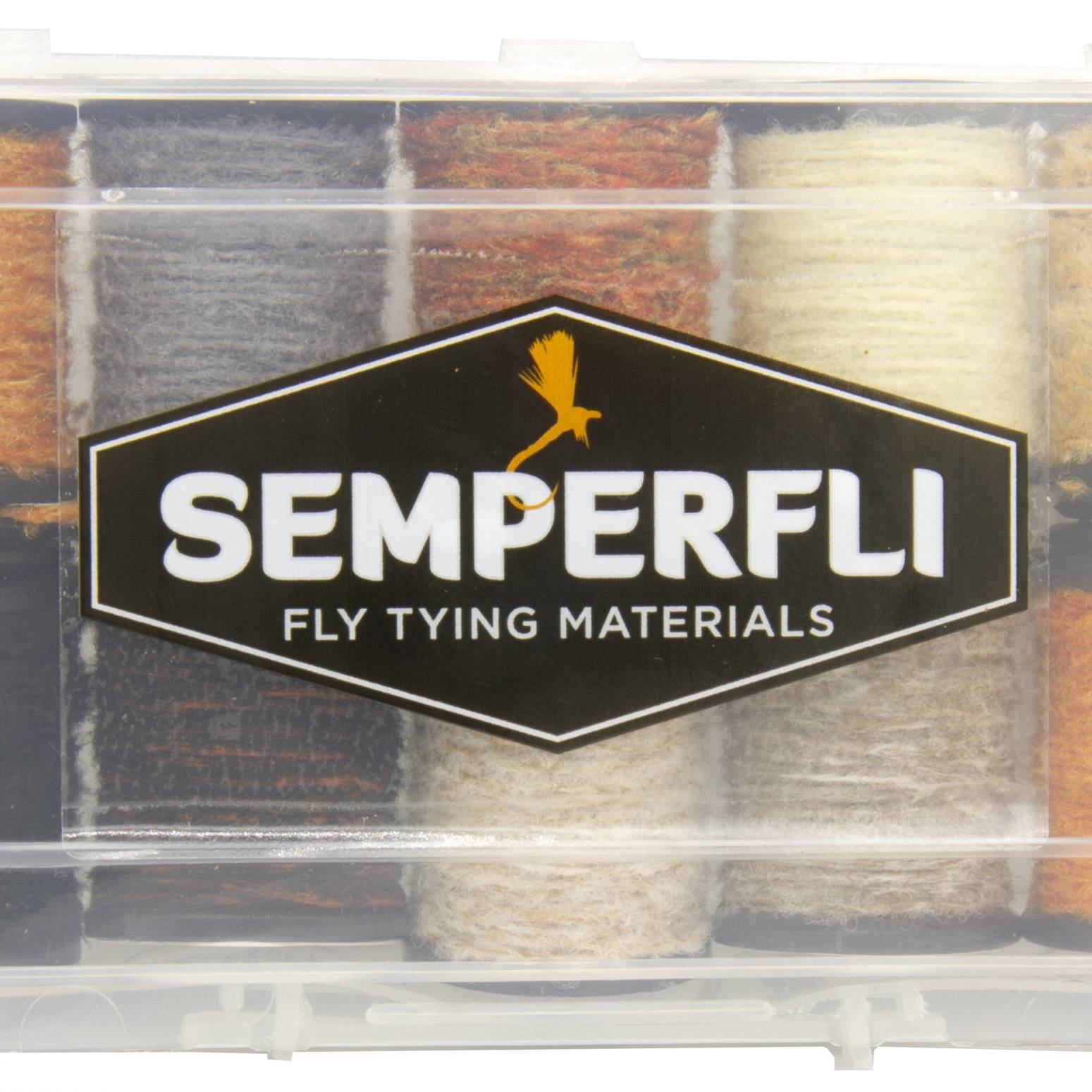 Semperfli Dry Fly Polyyarn Grayling Bugs Collection