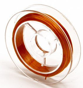 Semperfli Bodyspan Spandex Elastic Hot Orange