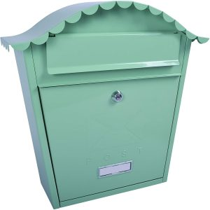 Burg Wachter Classic Postbox Chartwell - Green