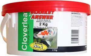 Cloverleaf Blanket Answer 2kg