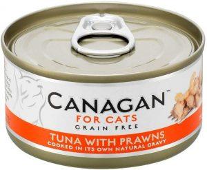 Canagan Cat Can - Tuna with Prawns 75g
