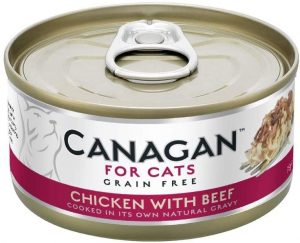 Canagan Cat Can - Chicken with Beef 75g