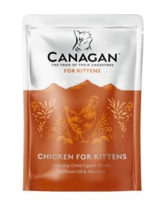Canagan Cat Pouch - Kittens 85g