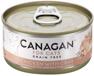 Canagan Cat Can - Chicken with Crab 75g