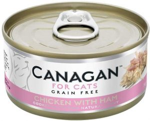 Canagan Cat Can - Chicken with Ham 75g