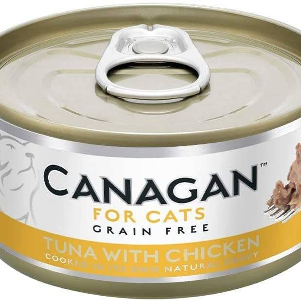Canagan Cat Can - Tuna with Chicken 75g