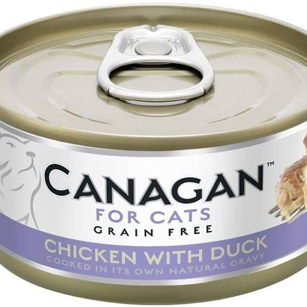 Canagan Cat Can - Chicken with Duck 75g