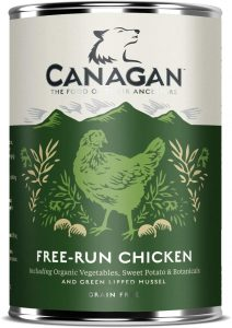 Canagan Can - Free-Run Chicken For Dogs 400g
