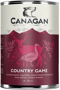 Canagan Can - Country Game For Dogs 400g