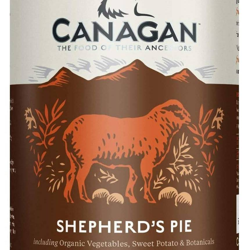 Canagan Can - Shepherds Pie For Dogs 400g