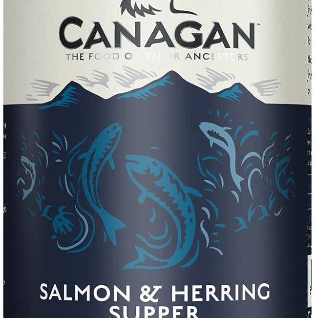 Canagan Can - Salmon & Herring Supper For Dogs 400g