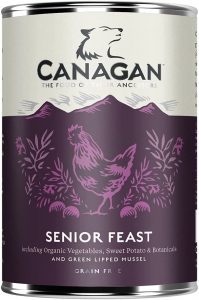 Canagan Can - Senior Feast For Dogs 400g