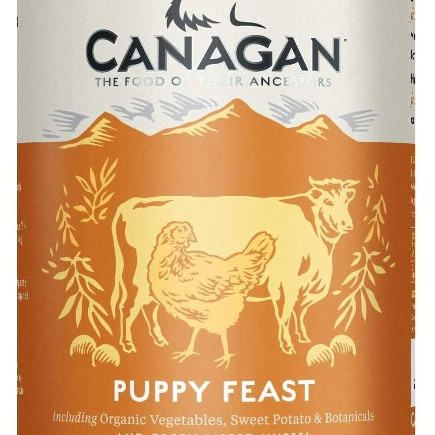 Canagan Can - Puppy Feast 400g