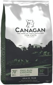 Canagan Free-Range Chicken For Cats 1.5kg