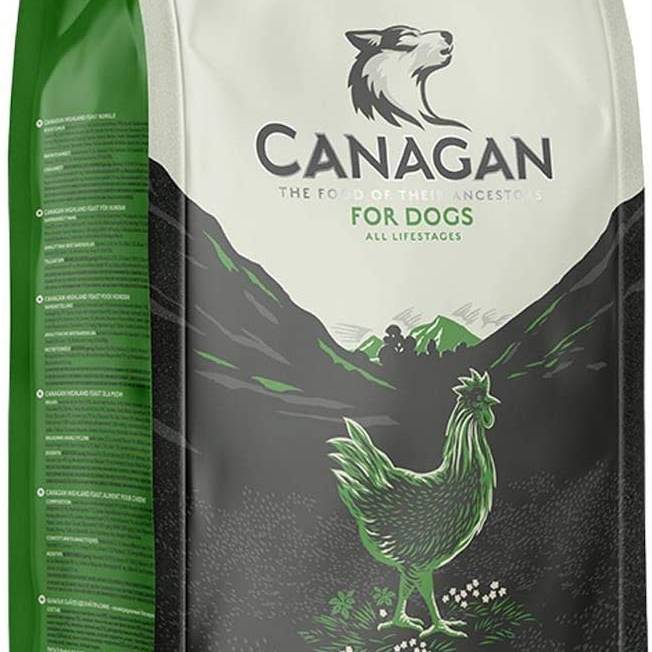 Canagan Free-Range Chicken For Dogs 2kg