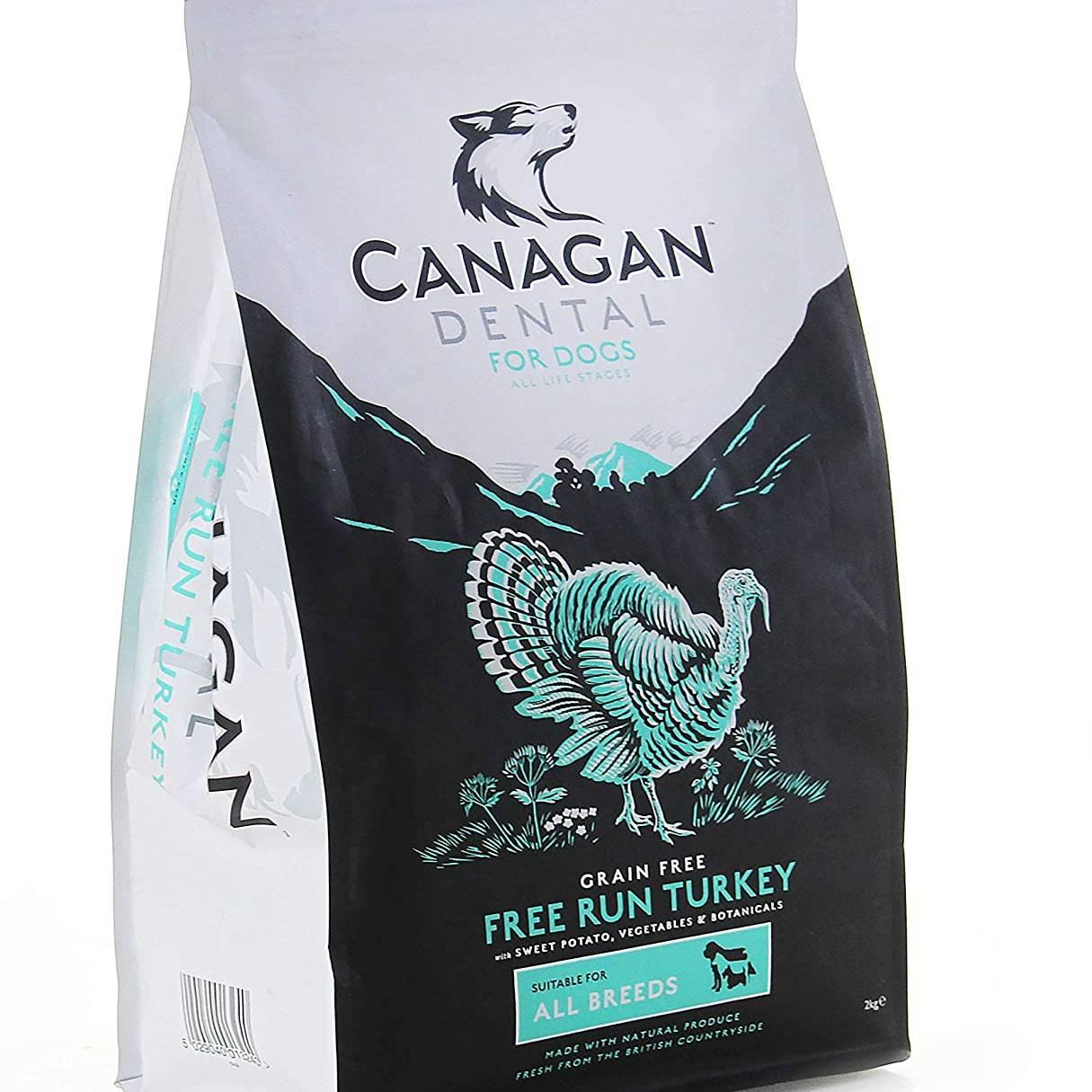 Canagan Dental for Dogs 2kg