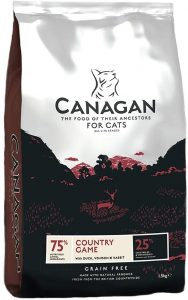 Canagan Country Game For Cats 4kg