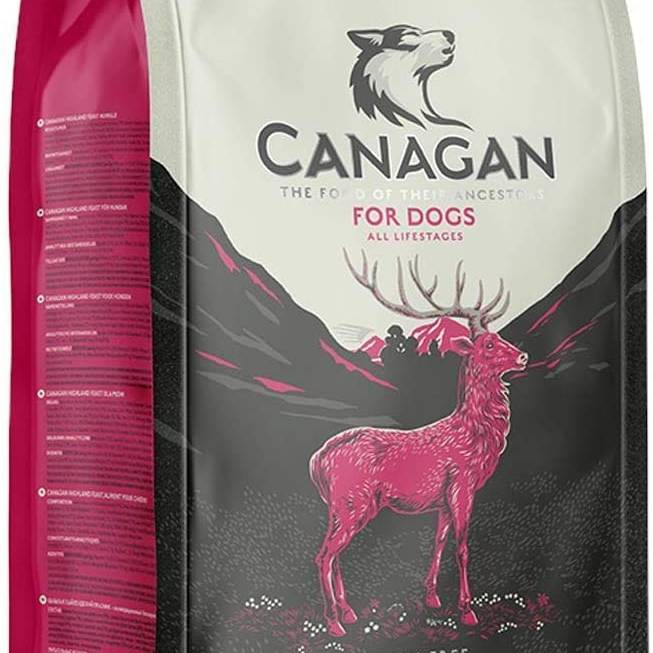 Canagan Country Game For Dogs 6kg