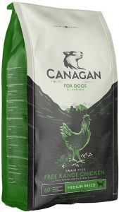 Canagan Free-Range Chicken For Dogs 12kg