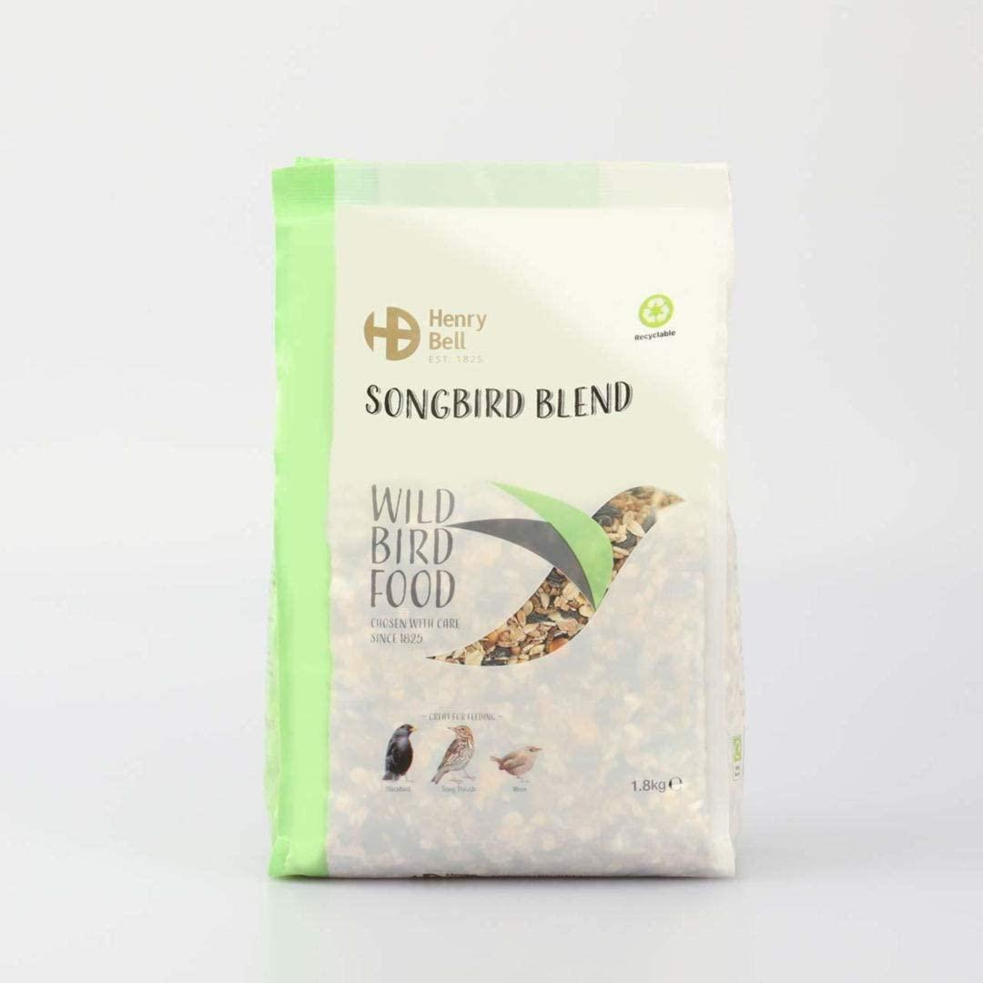 Henry Bell Songbird Blend 1.8Kg