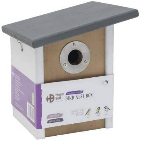 Henry Bell Elegance Nesting Box Sloping Roof