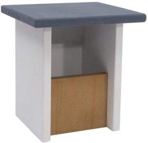 Henry Bell Elegance Open Nesting Box Flat Roof