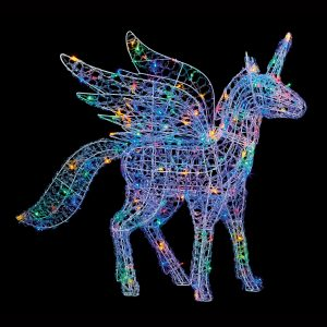 Premier 1m Multi Action Soft Acrylic Pegasus