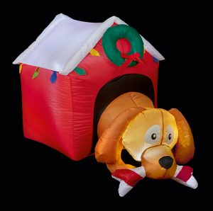 Premier 1.2m Inflatable Dog House